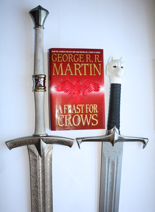 Ice, sword of Eddard Stark 1