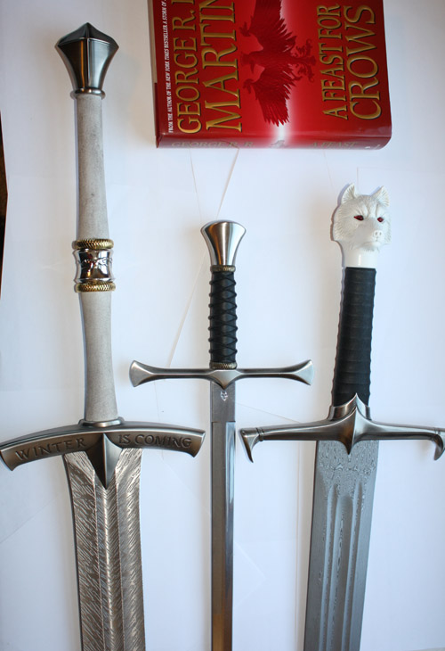 Ice, sword of Eddard Stark 3