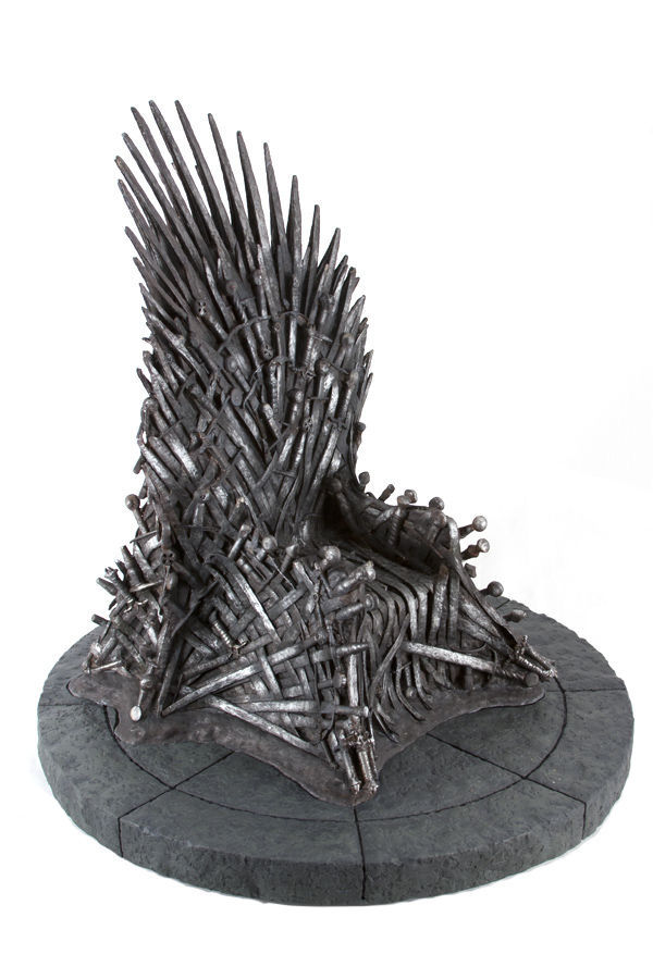"14"" Iron Throne Replica Artist Proof"