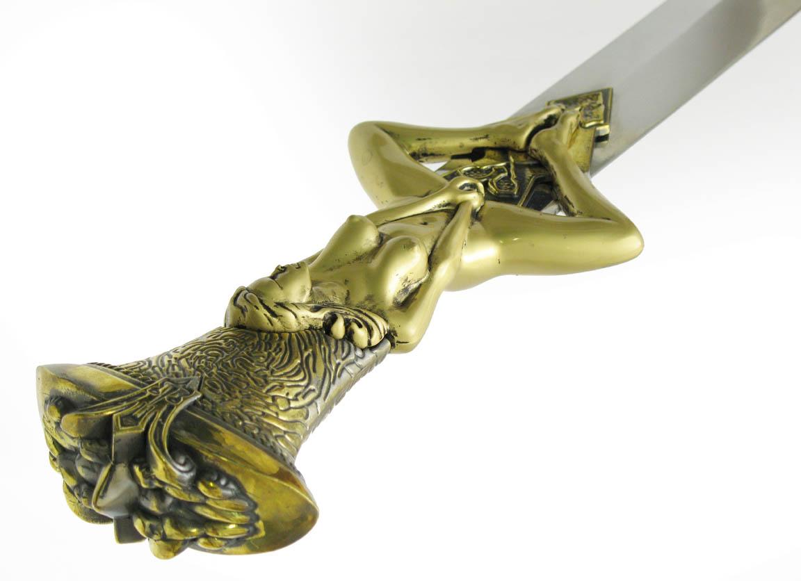A Song of Ice and Fire - Daario's Ladies - Valyrian Steel Daario Naharis Swords