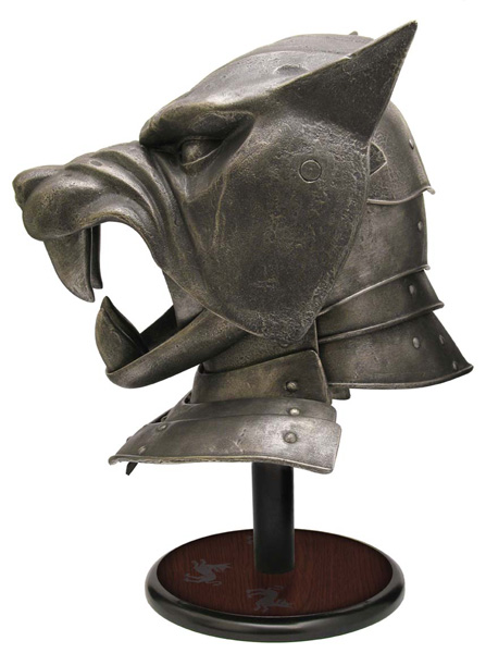 The Hound's Helm - Game of Thrones - The Hound's Helm - Valyrian Steel